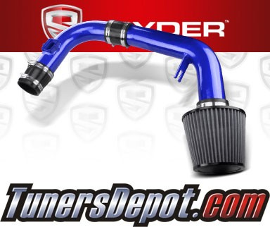 Spyder® Cold Air Intake System (Blue) - 11-15 Chevy Cruze Non-Turbo 1.8L 4cyl (Exc. models with secondary air pump)