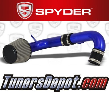 Spyder® Cold Air Intake System (Blue) - 11-15 Chevy Cruze Turbo 1.4L 4cyl (exc. models with secondary air pump)