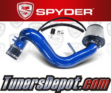 Spyder® Cold Air Intake System (Blue) - 11-15 Kia Optima 2.4L 4cyl