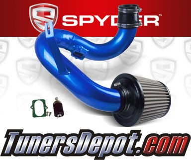 Spyder® Cold Air Intake System (Blue) - 12-16 Chevy Sonic 1.8L 4cyl