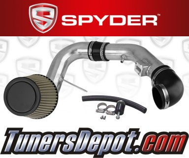 Spyder® Cold Air Intake System (Polish) - 05-10 Chevy Cobalt 2.2L 4cyl
