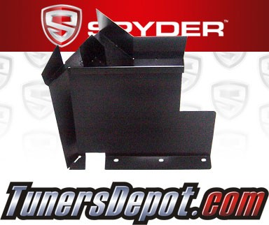 Spyder® Cold Air Intake System (Polish) - 07-12 BMW 328i E90/E92/E93 3.0L 6cyl