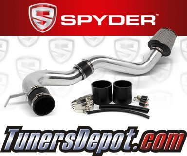 Spyder® Cold Air Intake System (Polish) - 08-12 Honda Accord 4cyl 2.4L