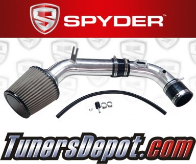 Spyder® Cold Air Intake System (Polish) - 10-12 Ford Fusion 2.5L 4cyl