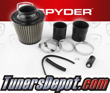 Spyder® Cold Air Intake System (Polish) - 11-15 Chevy Cruze Turbo 1.4L 4cyl (exc. models with secondary air pump)