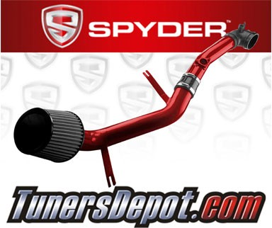 Spyder® Cold Air Intake System (Red) - 06-09 Mazda MX-5 Miata 2.0L 4cyl