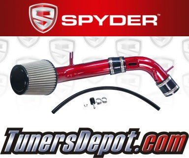 Spyder® Cold Air Intake System (Red) - 10-12 Ford Fusion 2.5L 4cyl