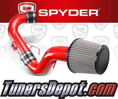 Spyder® Cold Air Intake System (Red) - 11-16 Scion tC 2.5L 4cyl