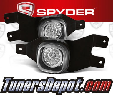 Spyder® LED Fog Lights - 01-04 Ford F250 F-250
