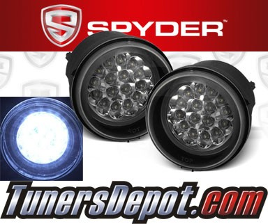Spyder® LED Fog Lights - 05-06 Dodge Grand Caravan