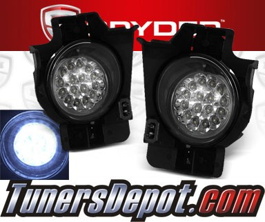 Spyder® LED Fog Lights - 08-11 Nissan Altima 2dr