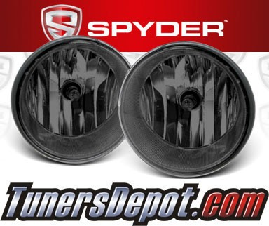 Spyder® OEM Fog Lights (Smoke) - 08-11 Toyota Sequoia (Factory Style)