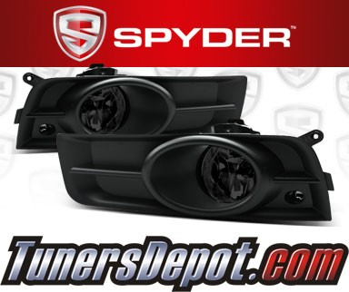 Spyder® OEM Fog Lights (Smoke) - 11-12 Chevy Cruze (OEM Replacement Only)