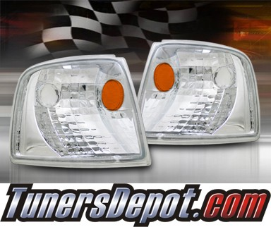 TD® Clear Corner Lights (Euro Clear) - 93-97 Ford Ranger