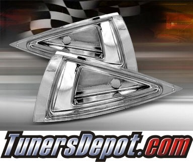 TD® Clear Corner Lights (Euro Clear) - 95-99 Chevy Cavalier