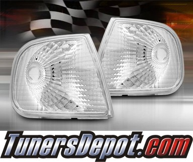 TD® Clear Corner Lights (Euro Clear) - 97-03 Ford F150 F-150