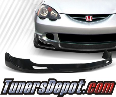 TD® Front Bumper Lip - 02-04 Acura RSX RS-X (SPN Style)