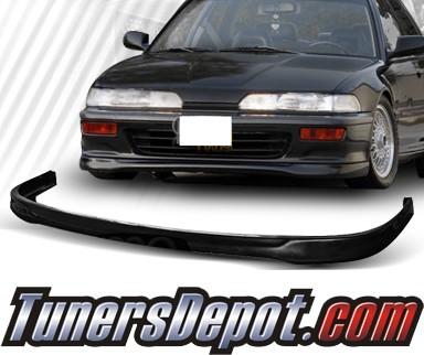 TDR Front Bumper Lip