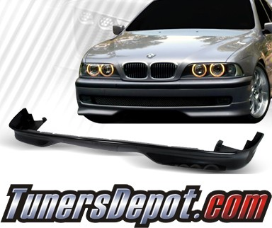 TD® Front Bumper Lip - 99-00 BMW 540it 4dr E39