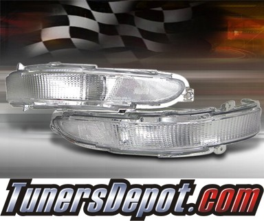 TD® Front Bumper Signal Lights (Clear) - 93-97 Ford Probe SE