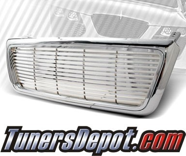 TD® Front Grill Grille (Chrome) - 04-08 Ford F-150