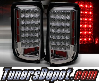 TD® LED Tail Lights (Smoke) - 08-10 Scion xB