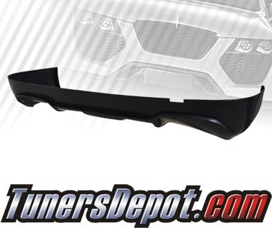 TD® Rear Bumper Lip - 07-10 BMW 328i 2dr E92/E93