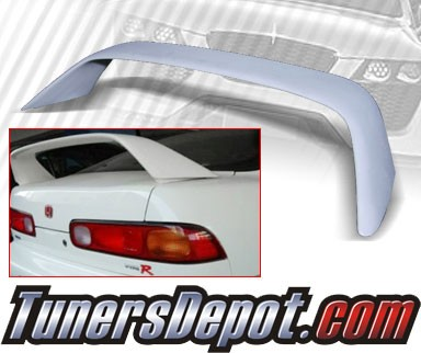 TD Rear Spoiler Wing - 94-01 Acura Integra 2dr (TR Style)