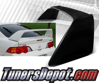 TD Rear Spoiler Wing (Black) - 02-06 Acura RSX RS-X (TR Style)