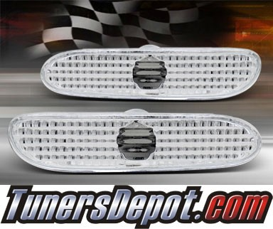 TD® Side Bumper Signal Lights (Euro Clear)- 00-05 Dodge Neon