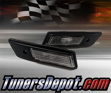 TD® Side Marker Lights (Clear) - 92-96 BMW 318ic E36