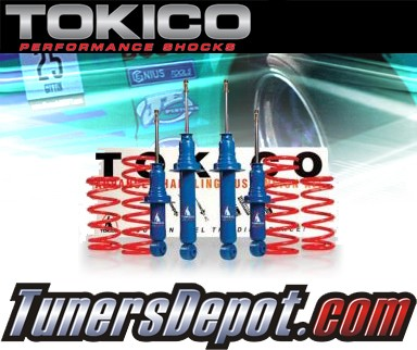 Tokico HP Suspension - 89-91 Honda CRX