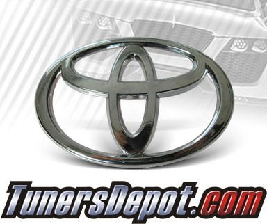 Toyota Genuine Replacement Parts Front Grill Emblem - 03-08 Toyota Corolla
