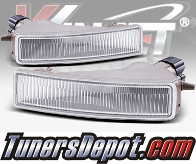 WINJET® OEM Style Fog Light Kit (Clear) - 03-07 Scion xB (OEM Replacement Only)