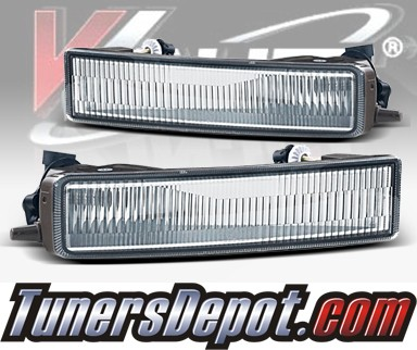 WINJET® OEM Style Fog Light Kit (Smoke) - 03-07 Scion xB (OEM Replacement Only)