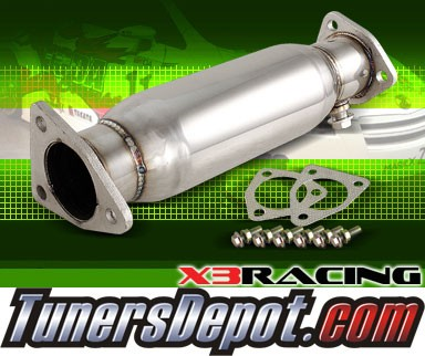 X3® High Flow Cat Catalytic Converter - 92-01 Honda Prelude