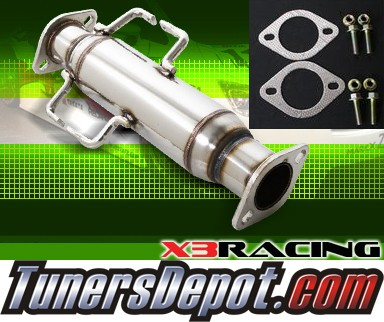X3® High Flow Cat Catalytic Converter - 95-99 Mitsubishi Eclipse w/o Turbo