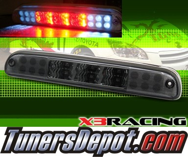 X3® LED 3rd Brake Light (Smoke) - 99-11 Ford F-550 F550 Superduty