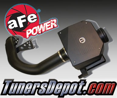 aFe® Power Pro 5R Stage 2 Cold Air Intake (Matte Black) - 04-08 Ford F-150 F150 5.4L V8