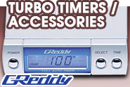 Greddy® - Turbo Timers | Accessories