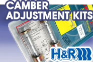 H&R® - Camber Adjustment Kits