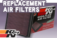 K&N® - Replacement Air Filters