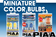 PIAA® - Miniature Color Bulbs