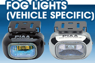 PIAA® - Fog Lights (Vehicle Specific)