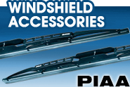 PIAA® - Windshield Accessories
