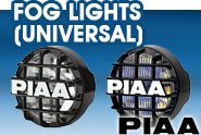 PIAA® - Fog Lights (Universal)