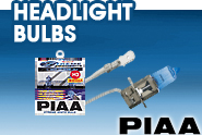 PIAA® - Headlight Bulbs
