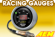 AEM® - Racing Gauges