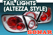 Sonar Lighting® - Tail Lights (Altezza Style)