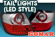 Sonar Lighting® - Tail Lights (LED Style)